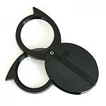 Prokit 접이형 확대경 - 5배율 렌즈 2개 장착